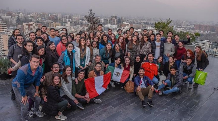 Alumnos extranjeros