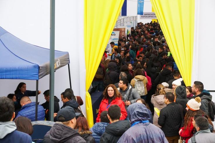 Feria Laboral Maipú