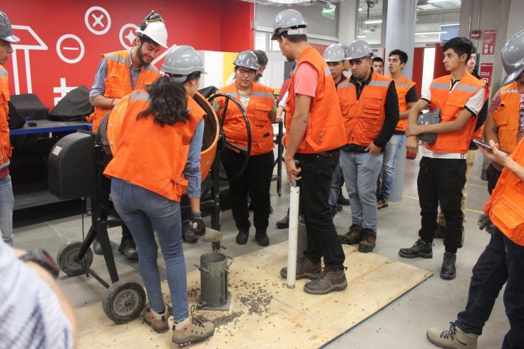 Workshop construcción