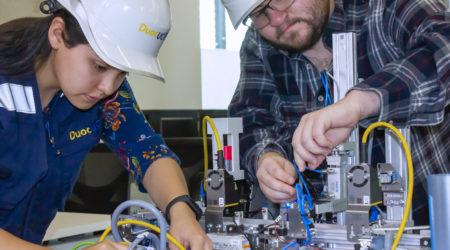 Ingeniería en Electricidad y Automatización Industrial