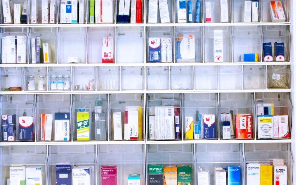 Técnico en Química y Farmacia
