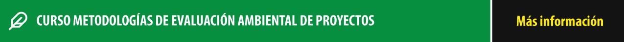 Evaluación ambiental de proyectos