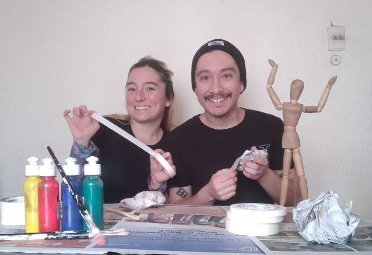 taller marionetas