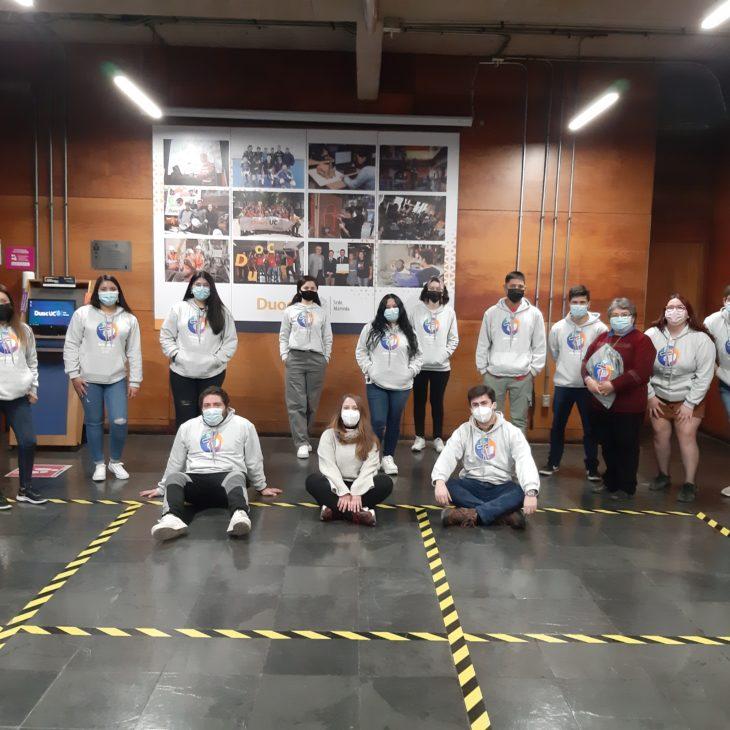 Alumnos Duoc UC en Misiones