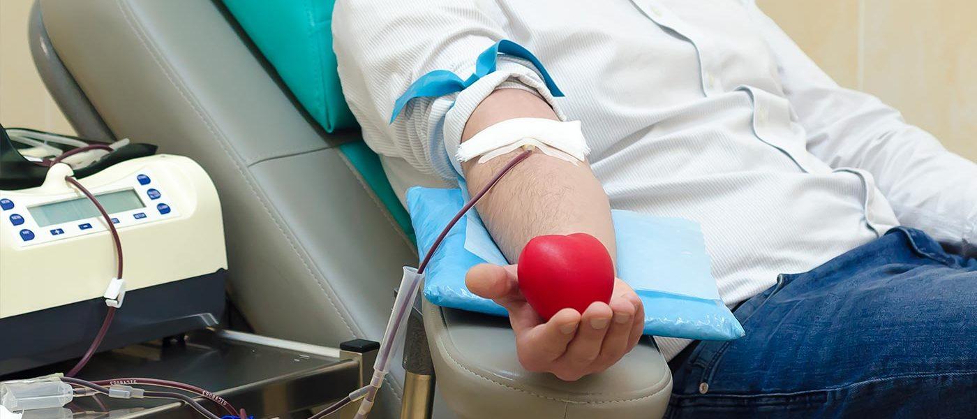 donacion altruista sangre