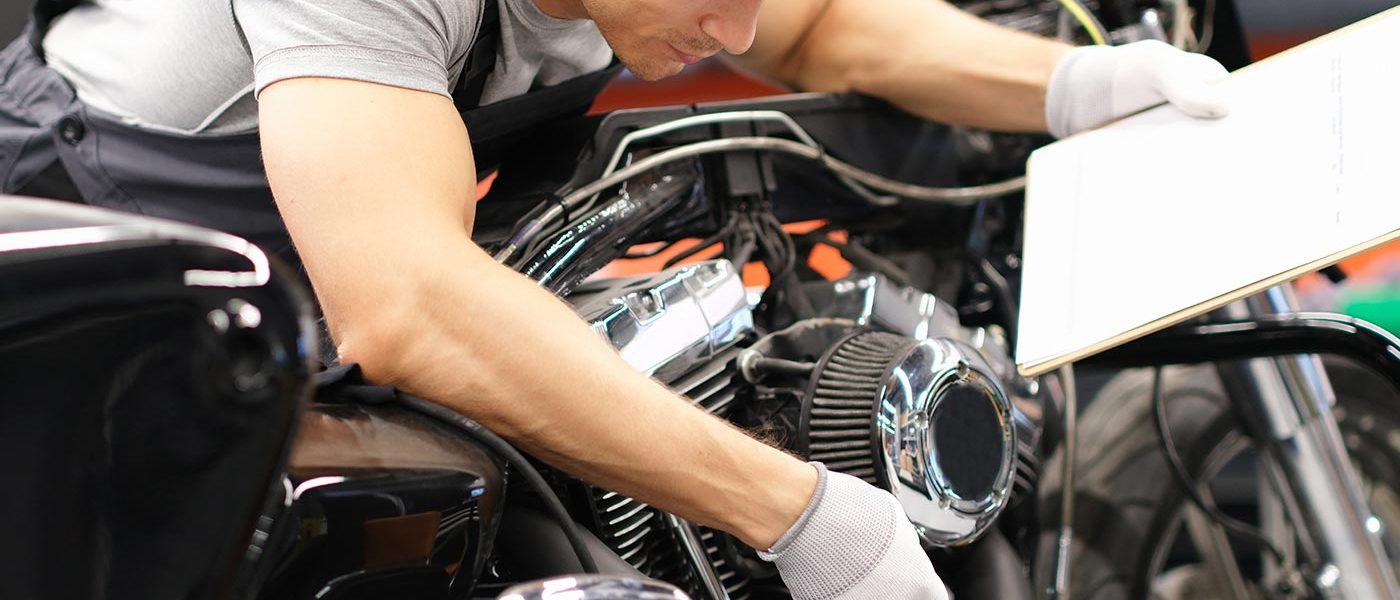 mecánica motos
